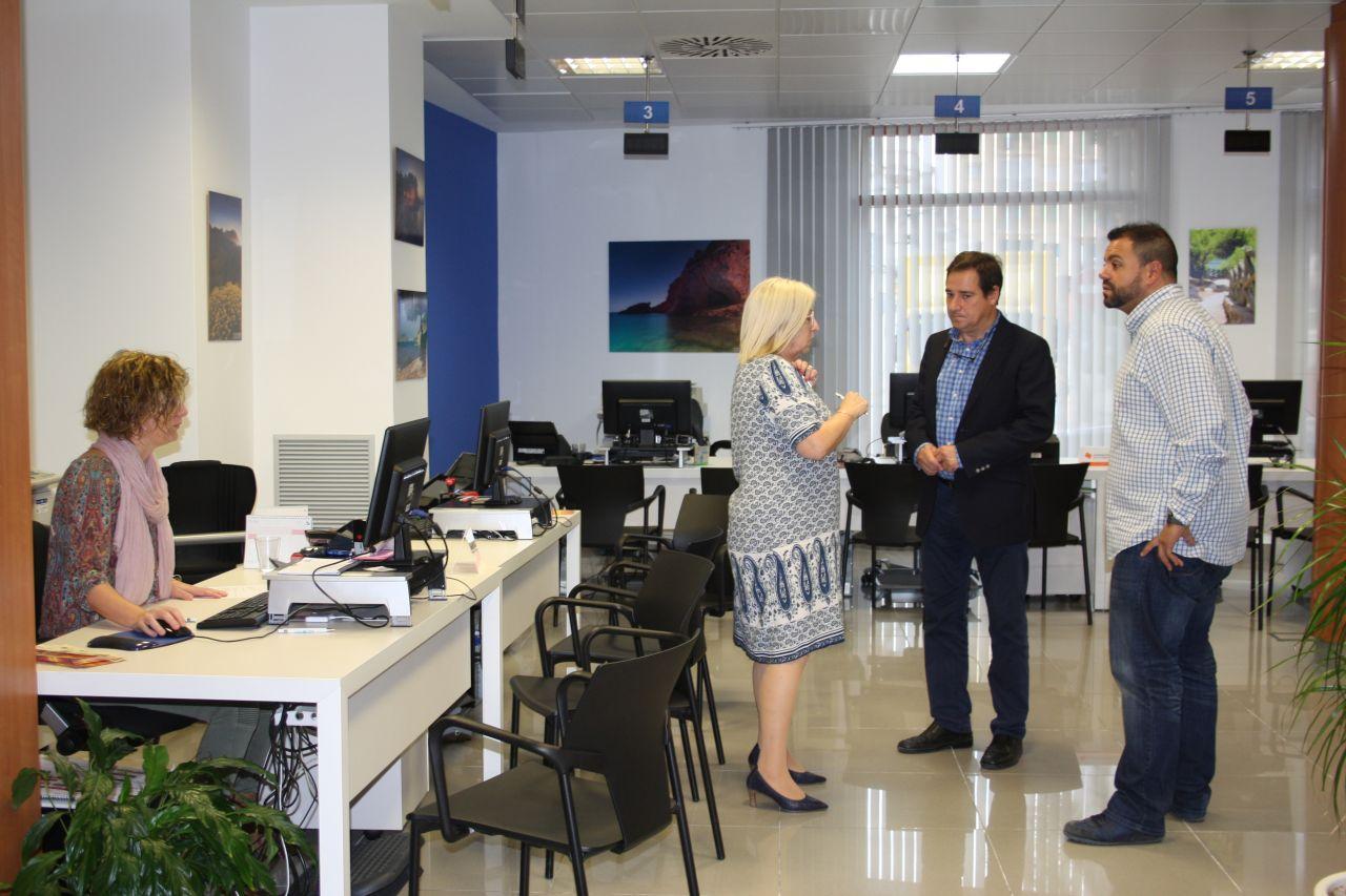 Oac y omic benissa estrenan nuevas instalaciones for Oficina consumidor valencia
